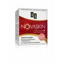 AA Novaskin Technologia mezobrazji / KREM NA DZIEN 60+ / Redukcja zmarszczek+regeneracja / Aktywna odnowa naskorka