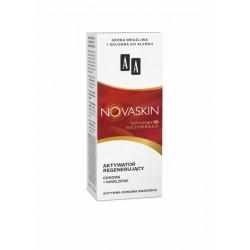 AA Novaskin Technologia mezobrazji // Aktywator Regenerujacy / Odnowa+nawilzenie / Aktywna odnowa naskorka