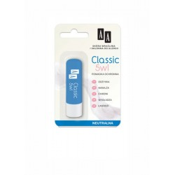 AA Pomadka ochronna Classic 5w1 / Odzywia, nawilza, chroni, wygladza, lagodzi