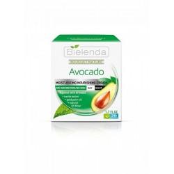 Bielenda AVOCADO Nourishing Cream // Dry and dehydated skin // DAY/NIGHT