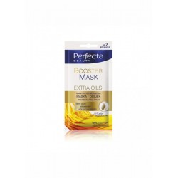 Perfecta BOOSTER MASK Extra Oils // Maxi regeneracja MASKA-OLEJEK