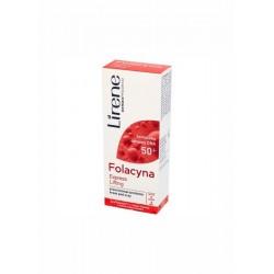 Lierene Folacyna Express Lifting 50+ // przeciwzmarszczkowy krem pod oczy // dzien/noc SPF 10