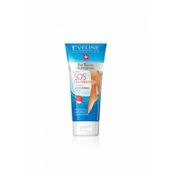 Eveline Foot Therapy Professional // SOS for tired feet // Cooling, moisturising cream // light feet