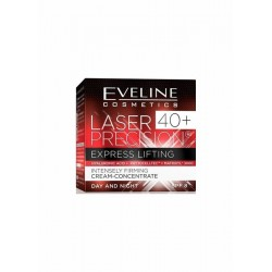 Eveline Laser Precision 40 + // Express Lifting // Cream-concentrate intensely firming // day and night // SPF 8