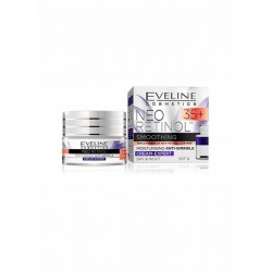 Eveline NEO RETINOL 35+ // Smoothing, Moisturising anti-wrinkle cream-expert / Day&night / SPF 8