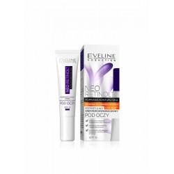 Eveline NEO RETINOL / Rozswietlajacy krem przeciwzmarszczkowy pod oczy / Poprawa konturu oka/ SPF 15