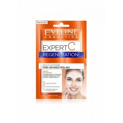 Eveline Expert C Regeneration /Multi-Witamin fine-grained peeling 3in1/Unblocks pores,restores radiane to complexion