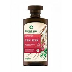 Farmona Herbal Care // Szampon ZEN-SZEN do wlosow cienkich i delikatnych / 0% barwnikow,parabenow,alkoholu etylowego