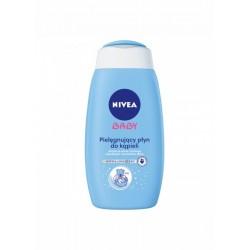 NIVEA BABY Pielegnujacy plyn do kapieli // Zmiekcza wode i pomaga zapobiegac wysuszeniu skory // Hipoalergiczny