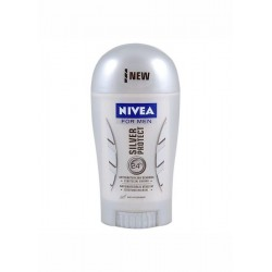 NIVEA MEN anti-perspirant w sztyfcie // SILVER PROTECT 48h // Antybakteryjna ochrona