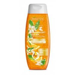 Bielenda Witaminowy olejek pod prysznic z mikrokapsulkami REGENERUJACY // Kwiat pomaranczy+miod