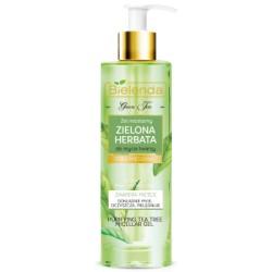 Bielenda Zielona Herbata /Zel micelarny zielona herbata do mycia twarzy /dokladnie myje,oczyszcza,pielegnuje /cera mieszana