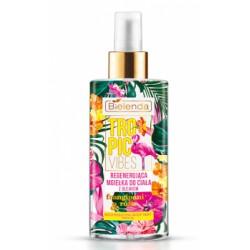 Bielenda Tropic Vibes // Regenerujaca mgielka do ciala z olejkiem frangipani & roza
