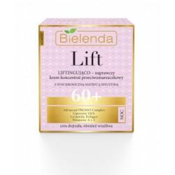 Bielenda Lift 60+ // Liftingujaco-naprawczy krem koncentrat przeciwzmarszczkowy na noc // Cera dojrzala, rowniez wrazliwa