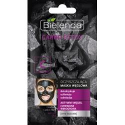 Bielenda Carbo Detox // Oczyszczajaca maska weglowa // detoksykuje,odswieza,odmladza // Cera dojrzala