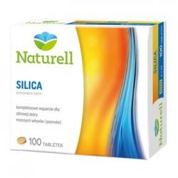 SILICA   / Kompleksowe wsparcie dla zdrowej skory, mocnych wlosow i paznokci // 100 tabl.