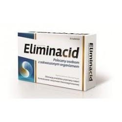 ELIMINACID Polecany osobom z zakwaszonym organizmem / Kontrolowanie i utrzymanie rownowagi kwasowej