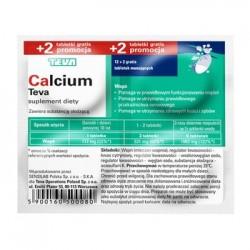 CALCIUM SUPLEMENT DIETY- 12 sztuk