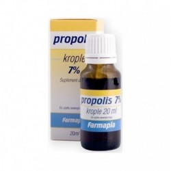 Farmapia // PROPOLIS Krople 7% // 20ml