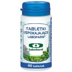 LABOFARM Tabletki uspokajajace waleriana i melisa 90tab.