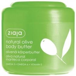 ZIAJA Natural olive BODY BUTTER // Omega 3, omega 6, vitamin E