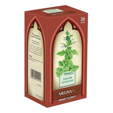 MELISA fix // Herbata ziolowa // 30 saszetek