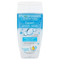 Bielenda CLEAN SKIN EXPERT // Moisturizing 2-Phase Eye and Lip Make-Up Remover / Marula Oil