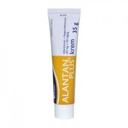 ALANTAN PLUS krem // Allantoinum + Dexpanthenolum (20 mg+50 mg)/g