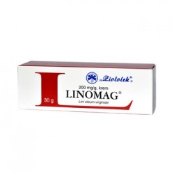 LINOMAG KREM 200mg/g  // 30g