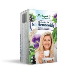 Herbata fix NA HEMOROIDY // owocowo-ziolowa