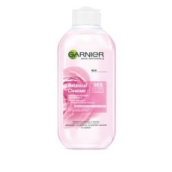 Garnier Botanical Cleanser // Lagodzace mleczko // ukojenie i demakijaz // woda rozana // skora sucha i wrazliwa 96% natural