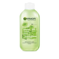 Garnier Botanical Cleanser / Odswiezajace mleczko / Odswiezenie i demakijaz // Ekstrakt z winogron // skora normalna i mieszana