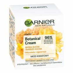 Garnier Botanical Cream // Krem do skory suchej i bardzo suchej // Odzywienie i regeneracja // miod kwiatowy