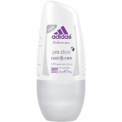 ADIDAS ROLL-ON PRO CLEAR dla kobiet 50 ml