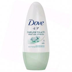 DOVE Natural touch ROLL-ON 48h // dead sea minerals, Anti-Perspirant