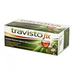 TRAVISTO FIX herbata // wspiera trawienie tluszczow i zdrowy uklad pokarmowy