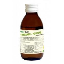 Syrop TYMIANEK -PODBIAL // Suplement Diety // Herbapol