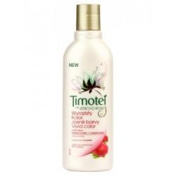 TIMOTEI with Jericho Rose // Wyrazisty kolor ODZYWKA // 0% parabenow // 100% naturalne ekstraktyz kamelii