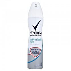 Rexona Motion sense // ACTIVE SHIELD FRESH anti-perspirant / Antybakteryjna ochrona// 48h