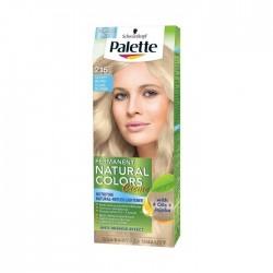 PALETTE PERMANENT NATURAL COLORS Czysty blond 215 / With 4 Oils+Jojoba/ Ochrona,pielegnacja,rozjasnianie do 2-4 tonow