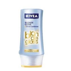 NIVEA BLONDE GLOSS odzywka do wlosow blond