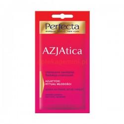 Perfecta AZJAtica // Intensywne nawilzenie, redukcja zmarszczek // MASKA NA TWARZ, SZYJE I DEKOLT