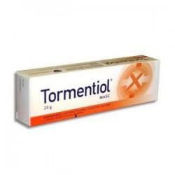 TORMENTIOL masc 20g // Preparat dzialajacy przeciwzapalnie, przeciwbakteryjnie i sciagajaco