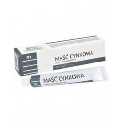 MASC CYNKOWA// Stany zapalne skory-  jako srodek wysuszajacy i  przeciwzapalny