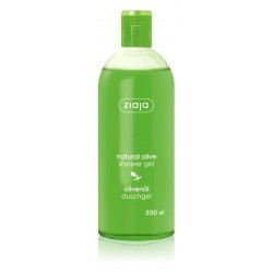 ZIAJA Natural Olive Shower Gel 500 ml