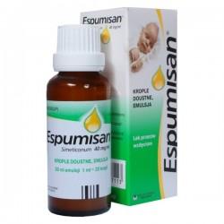 ESPUMISAN // Lek przeciw wzdeciom //  Krople doustne 30 ml