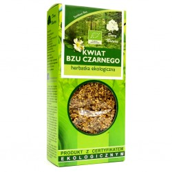 KWIAT BZU CZARNEGO herbatka ekologiczna// Dar Natury