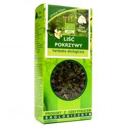 Lisc POKRZYWY herbatka ekologiczna// Dar Natury