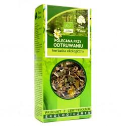 Polecana przy ODTRUWANIU herbatka ekologiczna// Dary Natury