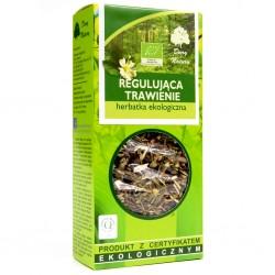 REGULUJACA TRAWIENIE herbatka ekologiczna// Dary Natury